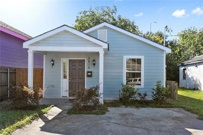 New Orleans Single Family Home For Sale: 2414 Spain Street