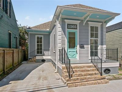 New Orleans Single Family Home For Sale: 1505 Marais Street