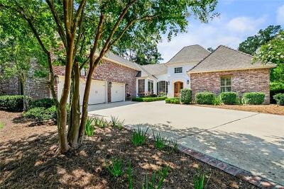 Covington Single Family Home For Sale: 409 N Tallowwood Drive