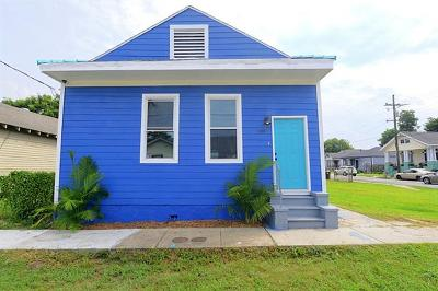 New Orleans Single Family Home For Sale: 4106 N Derbigny Street