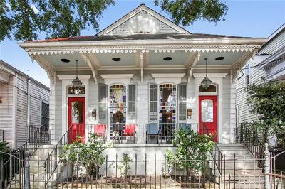 New Orleans Multi Family Home Pending Continue to Show: 1017-1021 Sixth Street