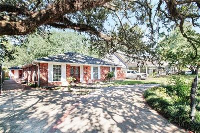 Metairie Single Family Home For Sale: 912 Bonnabel Boulevard