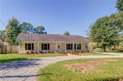 Covington Single Family Home Pending Continue to Show: 70375 G Street