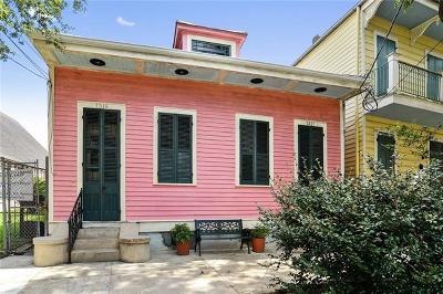 New Orleans Multi Family Home For Sale: 1317 Governor Nicholls Street