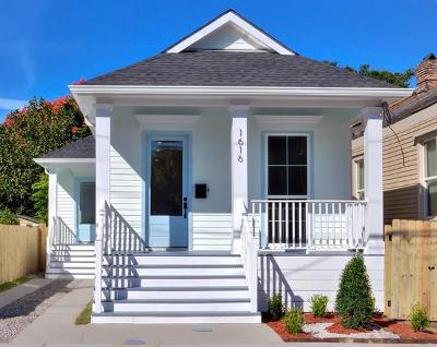 New Orleans Single Family Home For Sale: 1616 Arts Street