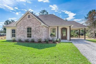Covington Single Family Home For Sale: 74177 Penn Mill Road