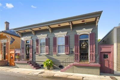 New Orleans Condo For Sale: 626 Barracks Street #626