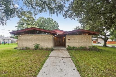 Metairie Single Family Home For Sale: 1101 Elmeer Avenue