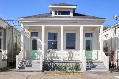 New Orleans Single Family Home For Sale: 4613 Lasalle Street