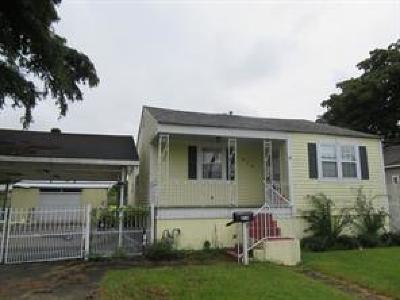New Orleans Single Family Home For Sale: 214 Warrington Drive