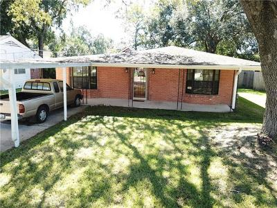 Luling Single Family Home Pending Continue to Show: 316 Talbott Drive