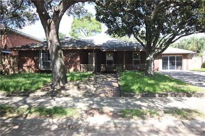 New Orleans Single Family Home For Sale: 2473 Oriole Street