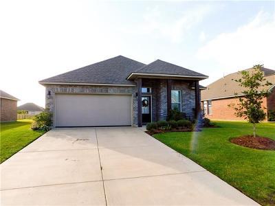 Slidell Single Family Home For Sale: 292 East Lake Drive