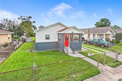 Marrero Single Family Home For Sale: 507 Bertucci Street