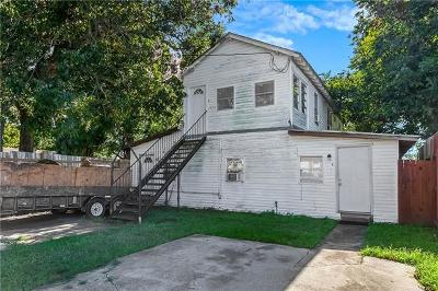New Orleans Multi Family Home For Sale: 8016 Devine Avenue