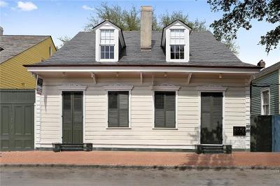 New Orleans Condo For Sale: 931 Orleans Avenue #A