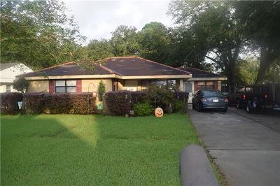 River Ridge, Harahan Single Family Home For Sale: 430 Bellview Street