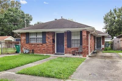 Metairie Multi Family Home For Sale: 538 Carrollton Avenue