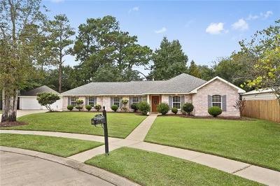 Slidell Single Family Home For Sale: 103 Johanna Court