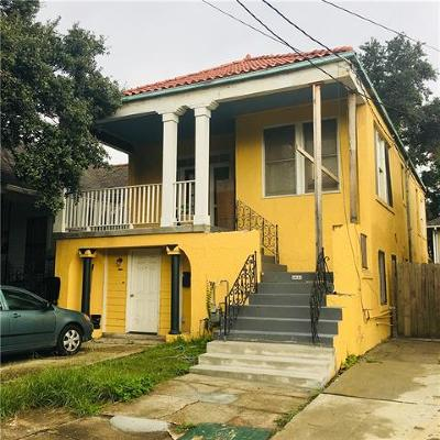 New Orleans Multi Family Home For Sale: 4311 Fontainebleau Drive