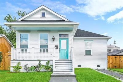 New Orleans Single Family Home For Sale: 4793 Pauline Drive