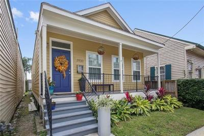 New Orleans Single Family Home For Sale: 3930 Annunciation Street