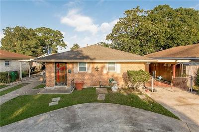 Metairie Multi Family Home For Sale: 724-726 N Starrett Road
