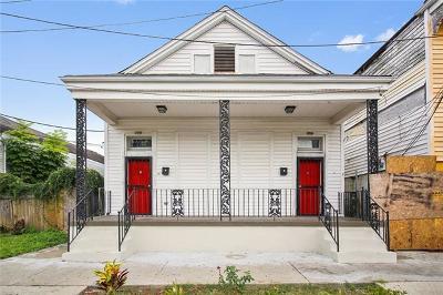 Multi Family Home For Sale: 2269 N Derbigny Street