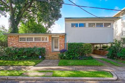 Single Family Home Pending Continue to Show: 4908 Carondelet Street