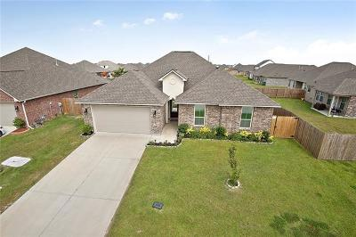 Slidell Single Family Home Pending Continue to Show: 320 E Lake Drive