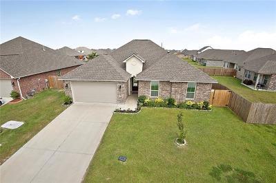 Slidell Single Family Home For Sale: 320 E Lake Drive