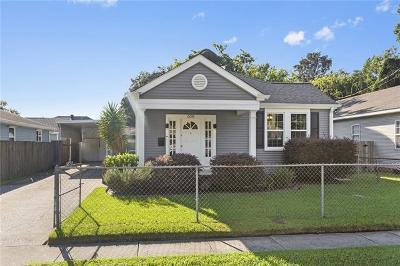Jefferson Single Family Home For Sale: 608 Terrace Street