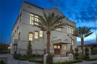 New Orleans Condo For Sale: 5030 Constance Street #6