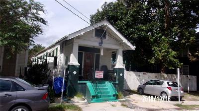 New Orleans Single Family Home For Sale: 1129 N White Street