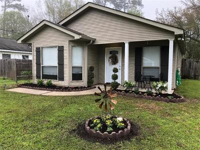 Madisonville LA Single Family Home For Sale: $142,000