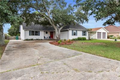 Slidell Single Family Home For Sale: 352 Moonraker Drive