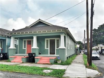 New Orleans Multi Family Home For Sale: 1001 Sixth Street