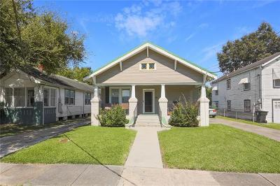 New Orleans Multi Family Home For Sale: 2671 Verbena Street