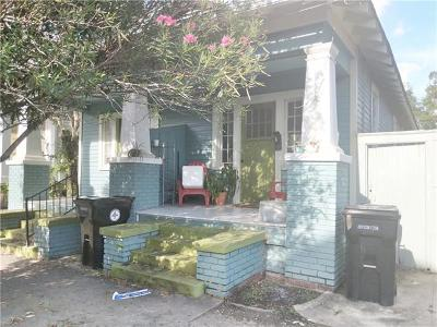 New Orleans Multi Family Home For Sale: 1005 6th Street