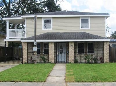 New Orleans Single Family Home For Sale: 2119 Gallier Street
