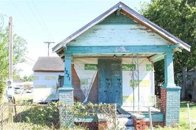 New Orleans Single Family Home For Sale: 1231 Egania Street
