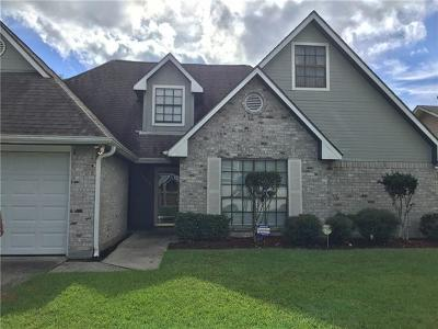 Slidell Single Family Home For Sale: 1808 Admiral Nelson Drive