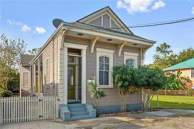 New Orleans Single Family Home For Sale: 3028 Marais Street