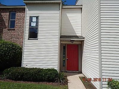 Mandeville Townhouse For Sale: 405 Parkview Boulevard #405