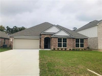 Covington Single Family Home For Sale: 16849 Highland Heights Drive