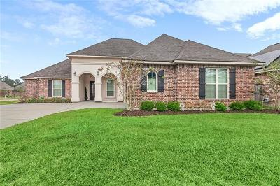 Madisonville Single Family Home For Sale: 528 Strawberry Lane