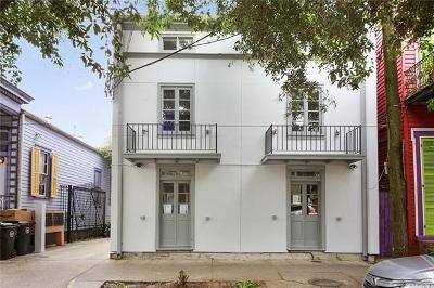 Jefferson Parish, Orleans Parish Condo For Sale: 1422 Dauphine Street #9