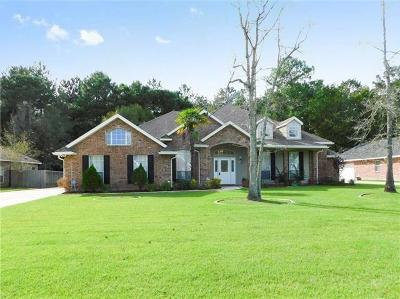 Slidell Single Family Home For Sale: 2034 Hampshire Drive