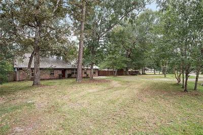 Slidell Single Family Home For Sale: 128 Oak Manor Drive