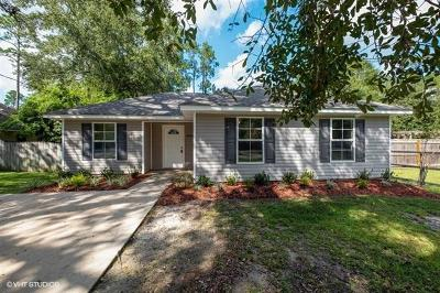 Slidell Single Family Home For Sale: 35413 Liberty Drive